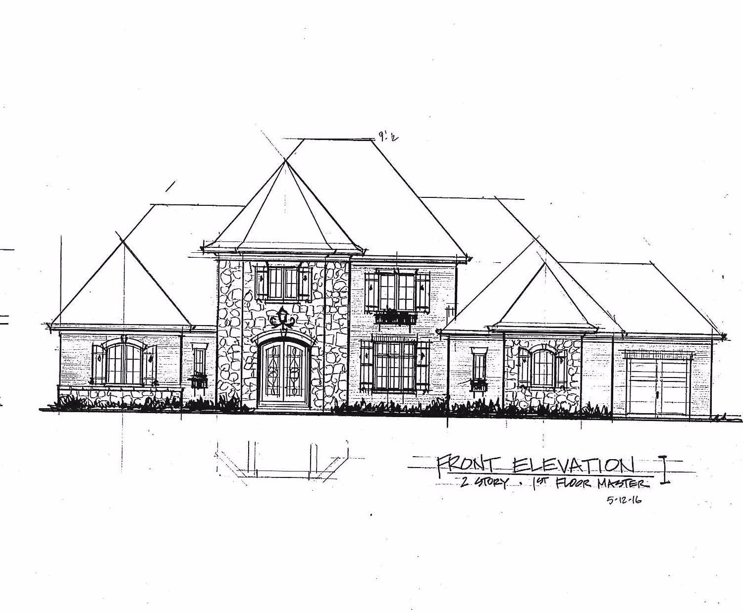 Amazing opportunity to CUSTOM BUILD your dream home w/award-winning STERLING HOMES! Select this plan,or create your own w/the design team. Gorgeous open floor plan, 1st flr master,formal DR, study,cov porch & 3 car garage.Finest amenities, details and craftsmanship.  Located in Anderson's hottest development on 1+ acre, cul de sac street.