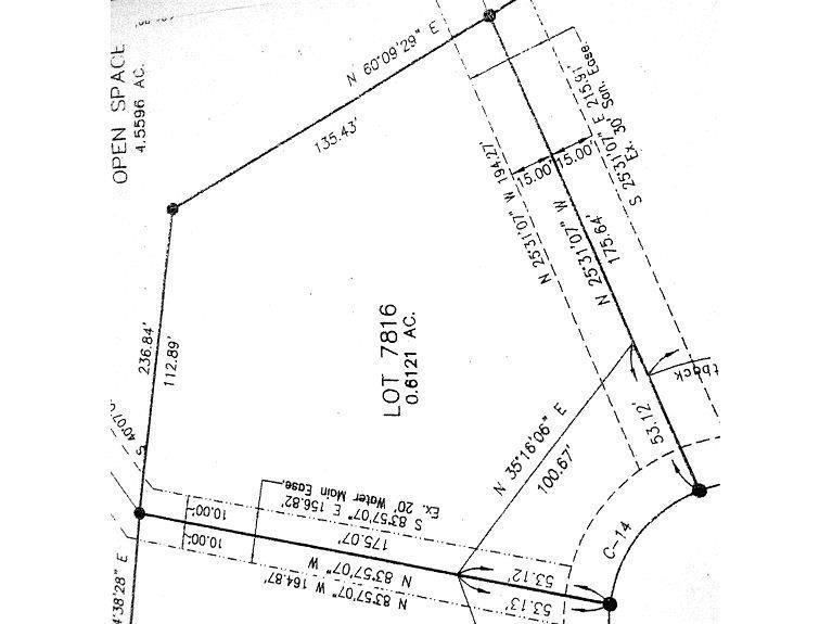 Property for sale at 7816 Catalpa Ridge Drive, Lebanon,  OH 45036