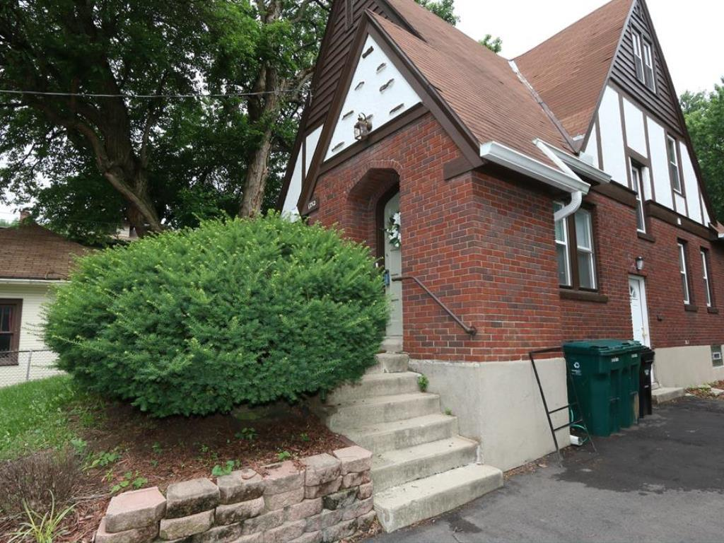 Pristine Tudor offers all the charm & renovation! 2345sq ft of wonderful living space. HWFLS, Neutral decor, new windows. Remodeled Kitchen is amazing w/granite, SS appliances, tile fl & designer backsplash. 2nd flr study, 3rd fl finished, 3+ car garage w/storage. Furnace 2016, gutters 2013, a real gem! Off kitchen outdoor entertainment patio.