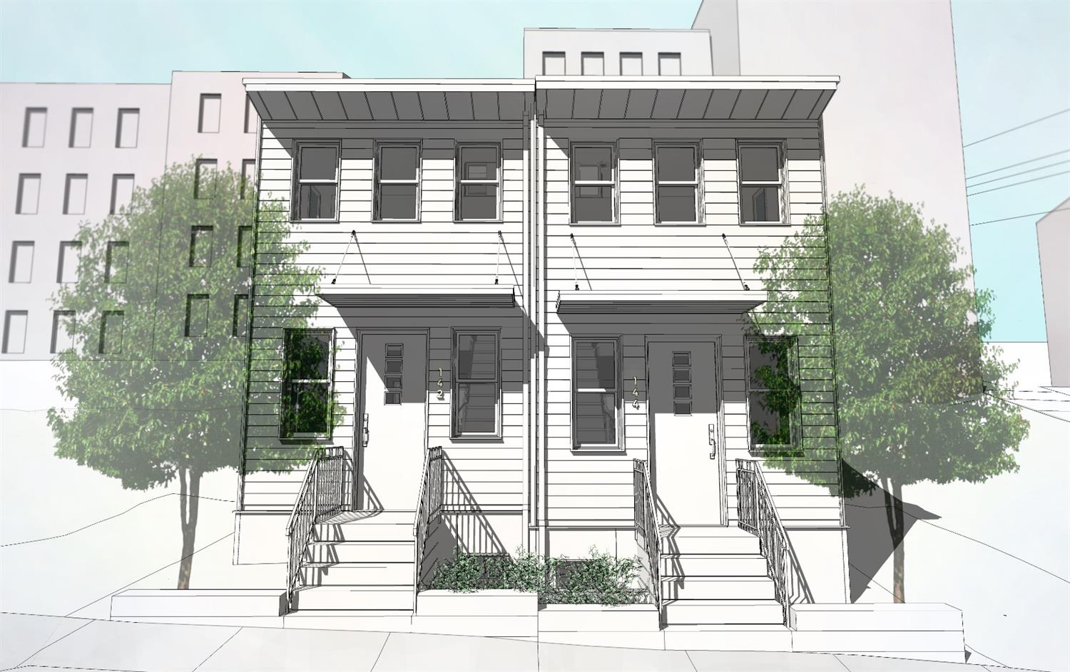 Is this your shot at new construction in OTR with outdoor living space? 2 beds, 2 baths, & living area tastefully designed into a compact frame. Just a quarter mile from Findlay Market with views into the city. No HOA. Set for completion in April. Are you ready?