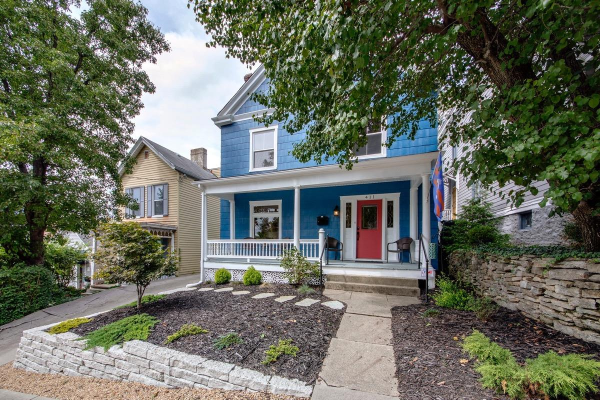 Property for sale at 411 Mcdowell Street, Cincinnati,  OH 45226