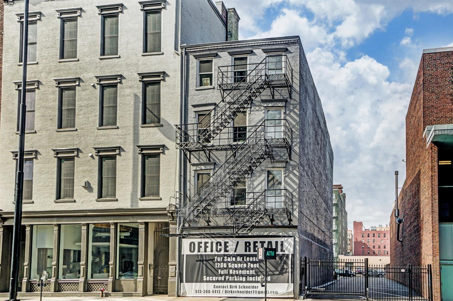 Property for sale at 817 Broadway Street Unit: 1, Cincinnati,  OH 45202