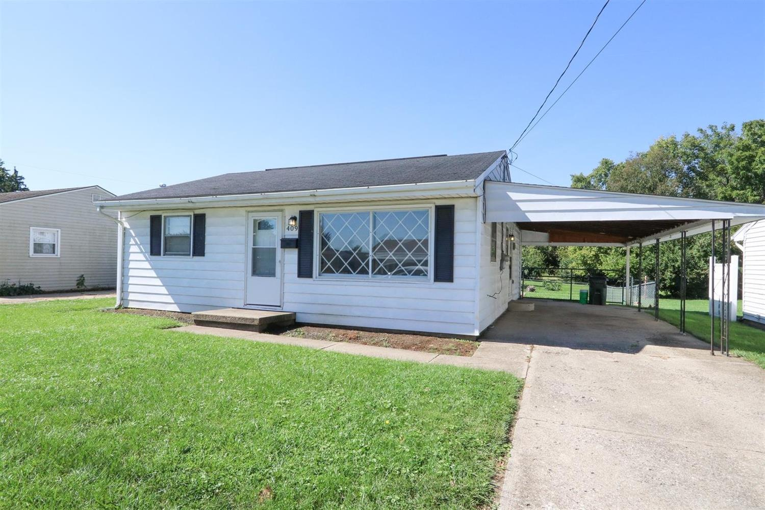 Property for sale at 409 Third Street, Trenton,  OH 45067