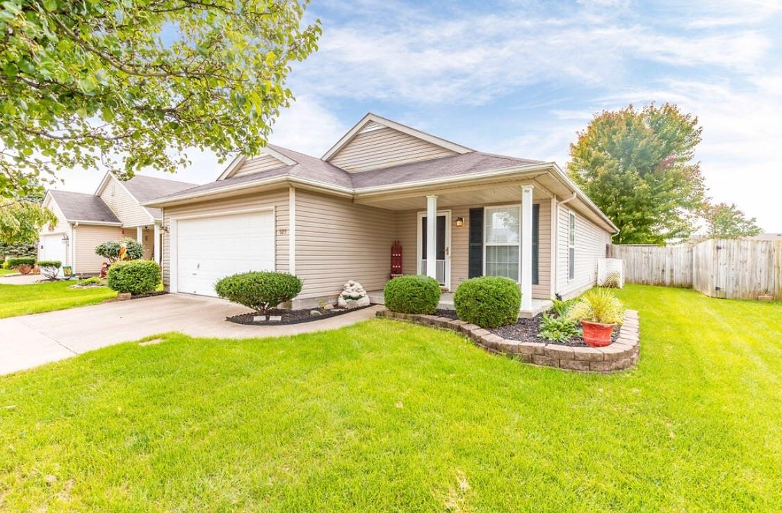 Property for sale at 929 Hathaway Drive, Trenton,  OH 45067