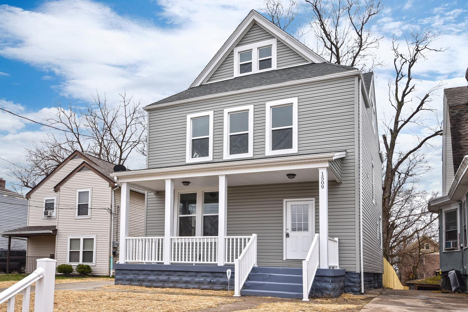 This REACH house features open concept on the main floor and has been totally rehabbed inside and out. 2048 finished square feet.  Energy Star mechanical systems and appliances! Minutes to downtown, UC and XU. Tax abated! Come be part of the educating  community where you can go from pre-k to PhD!