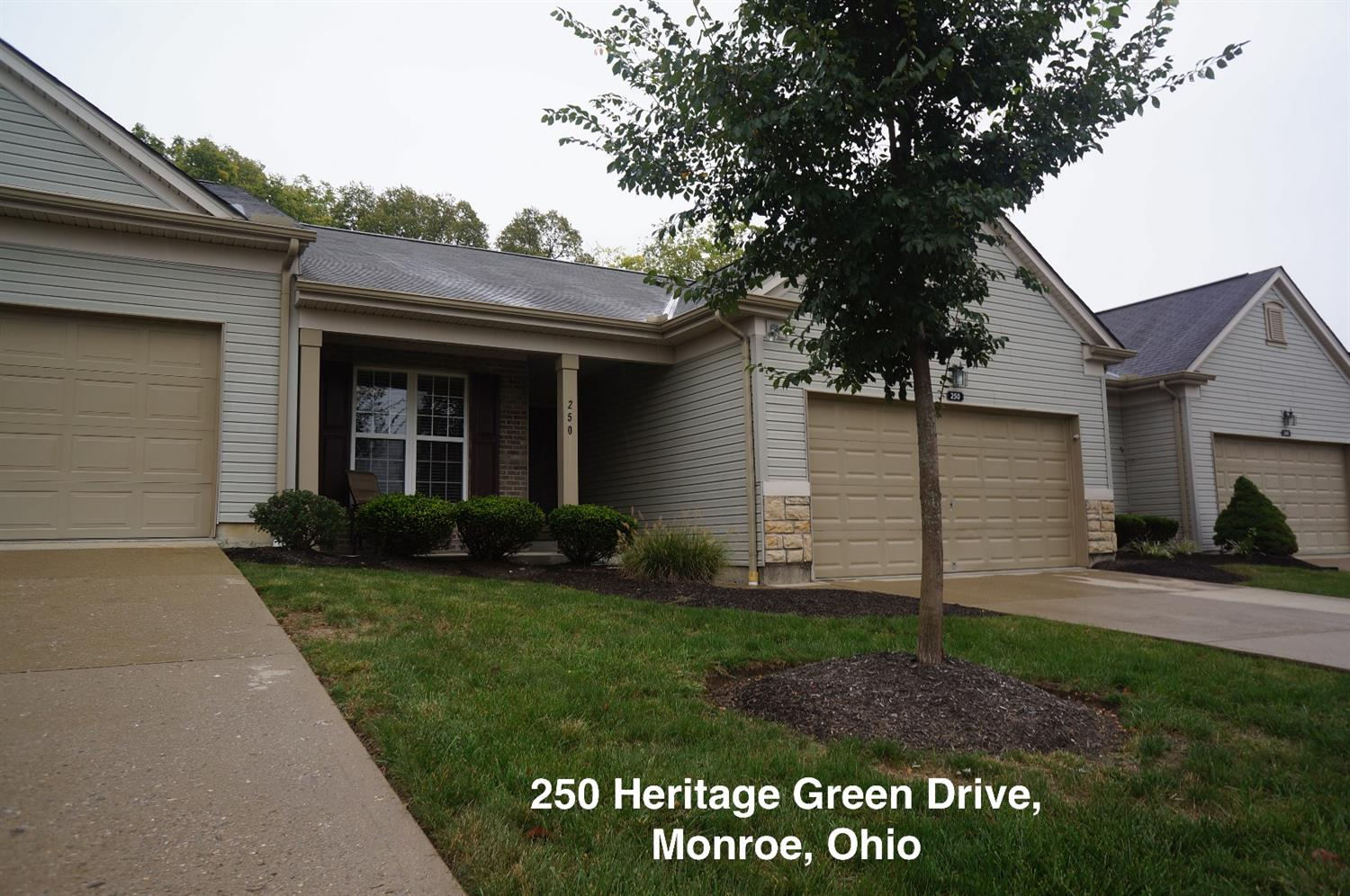Property for sale at 250 Heritage Green Drive, Monroe,  OH 45050