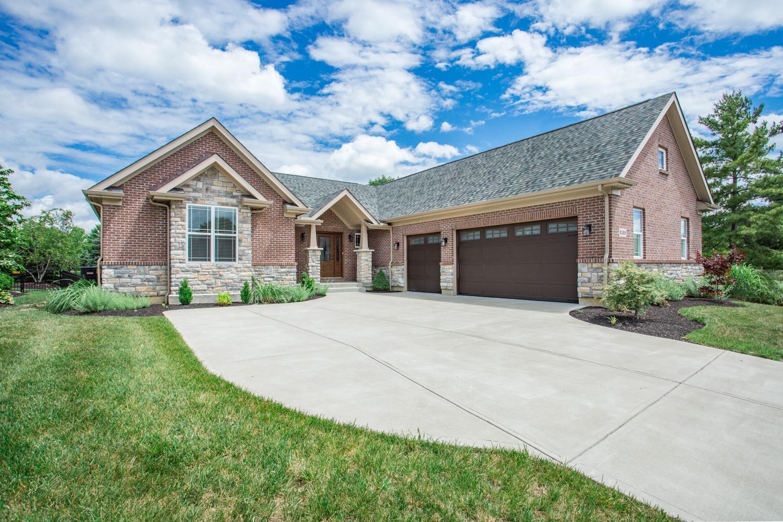 New Patio Homes In Cincinnati Ohio