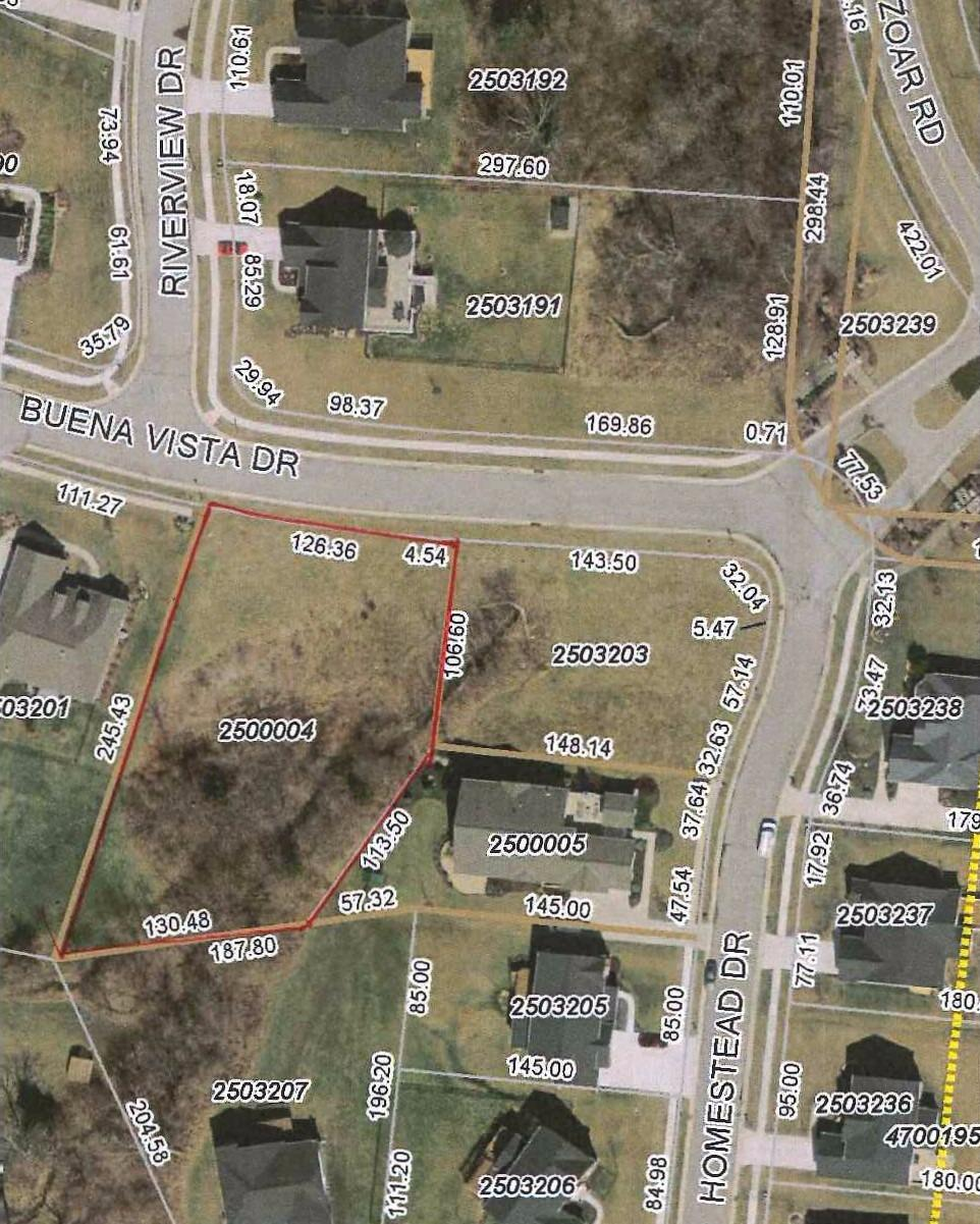 Property for sale at 16 Buena Vista Drive, South Lebanon,  OH 45065