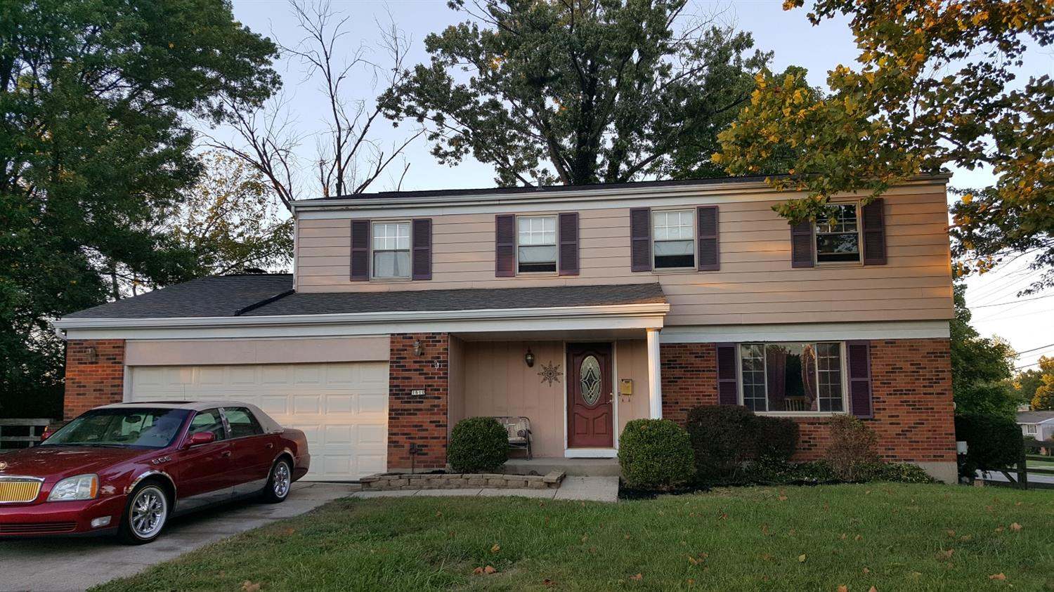Property for sale at 1610 Forester Drive, Springfield Twp.,  OH 45240