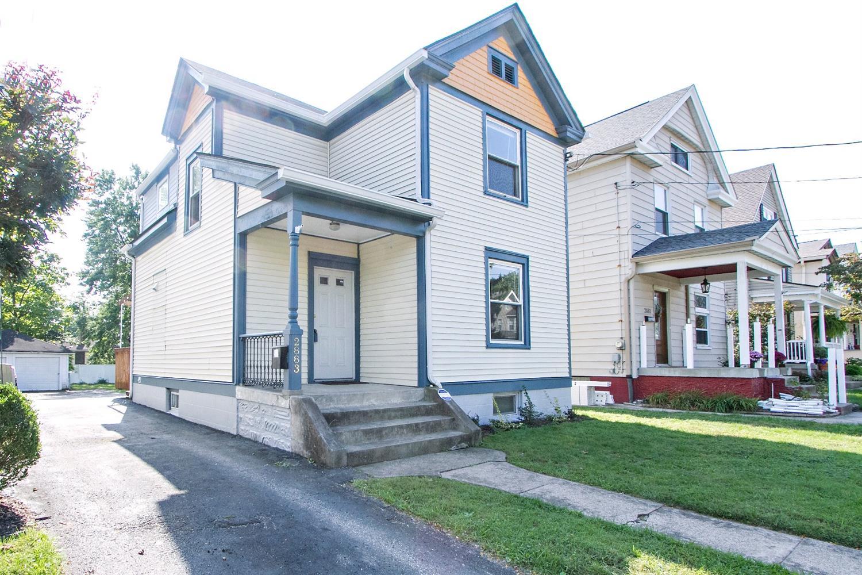 Property for sale at 2883 Markbreit Avenue, Cincinnati,  Ohio 45209