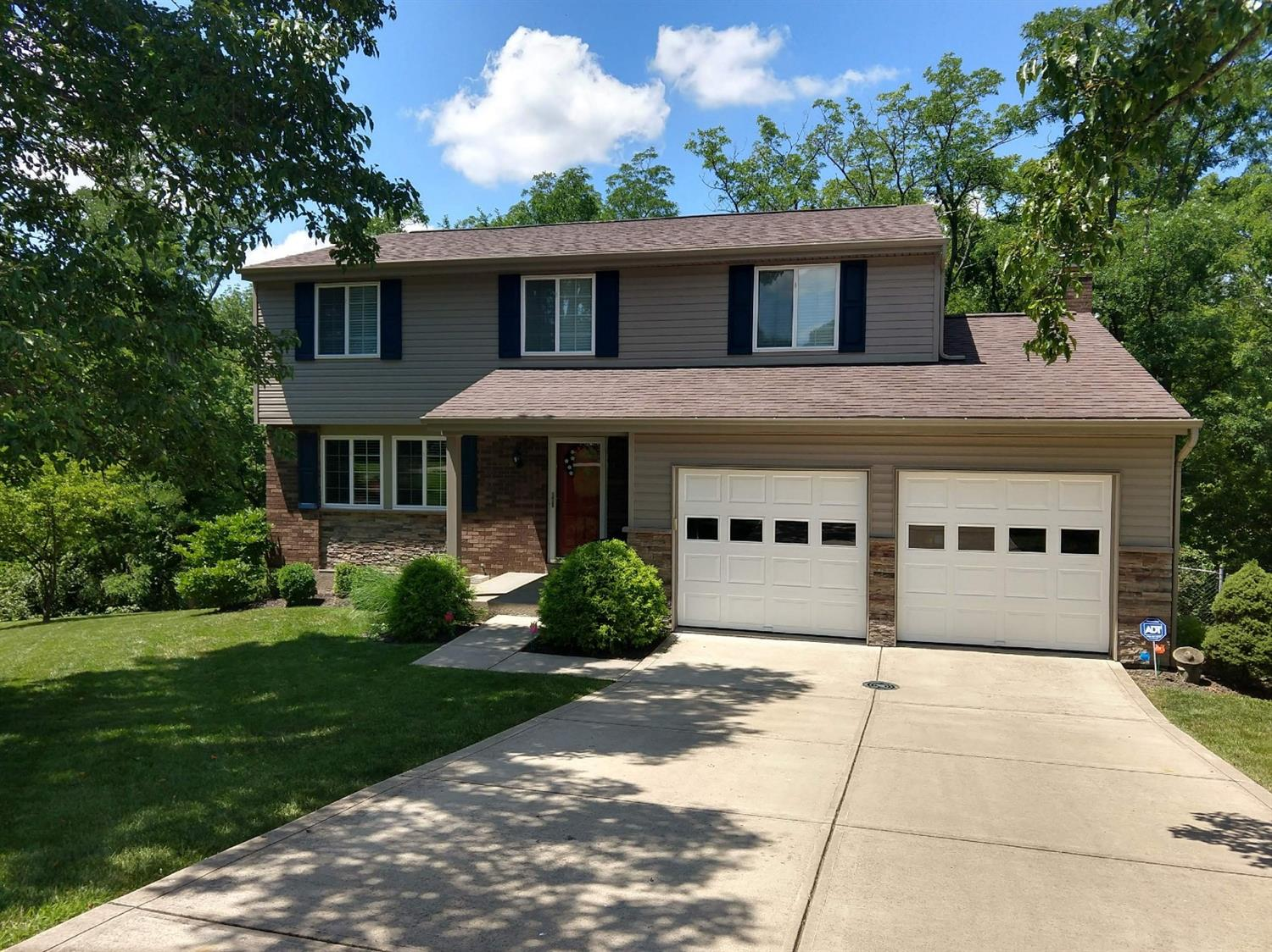 Property for sale at 1167 Hickorylake Drive, Delhi Twp,  OH 45233