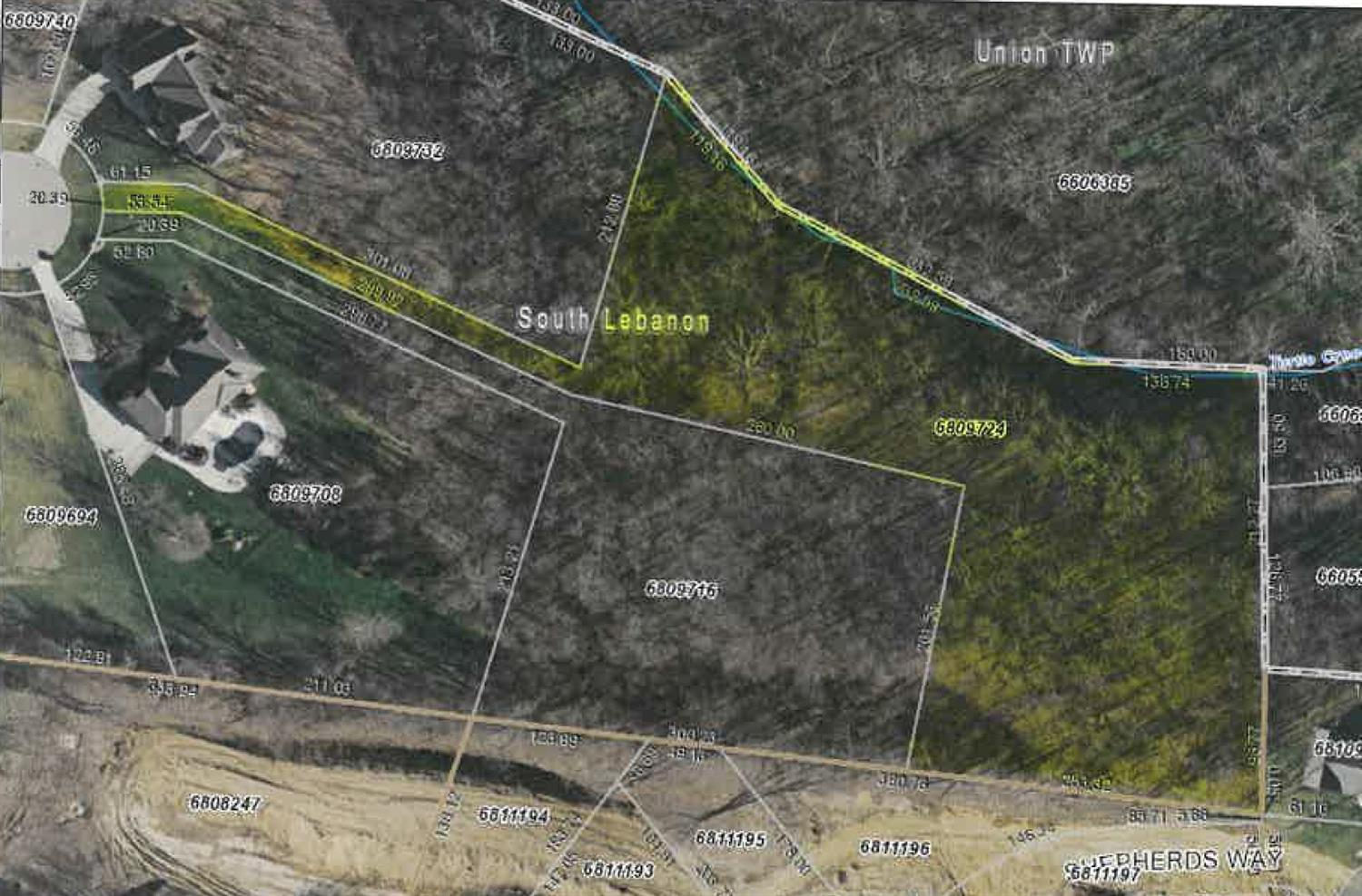 Property for sale at 0 North Section Street Lot 2, South Lebanon,  OH 45065