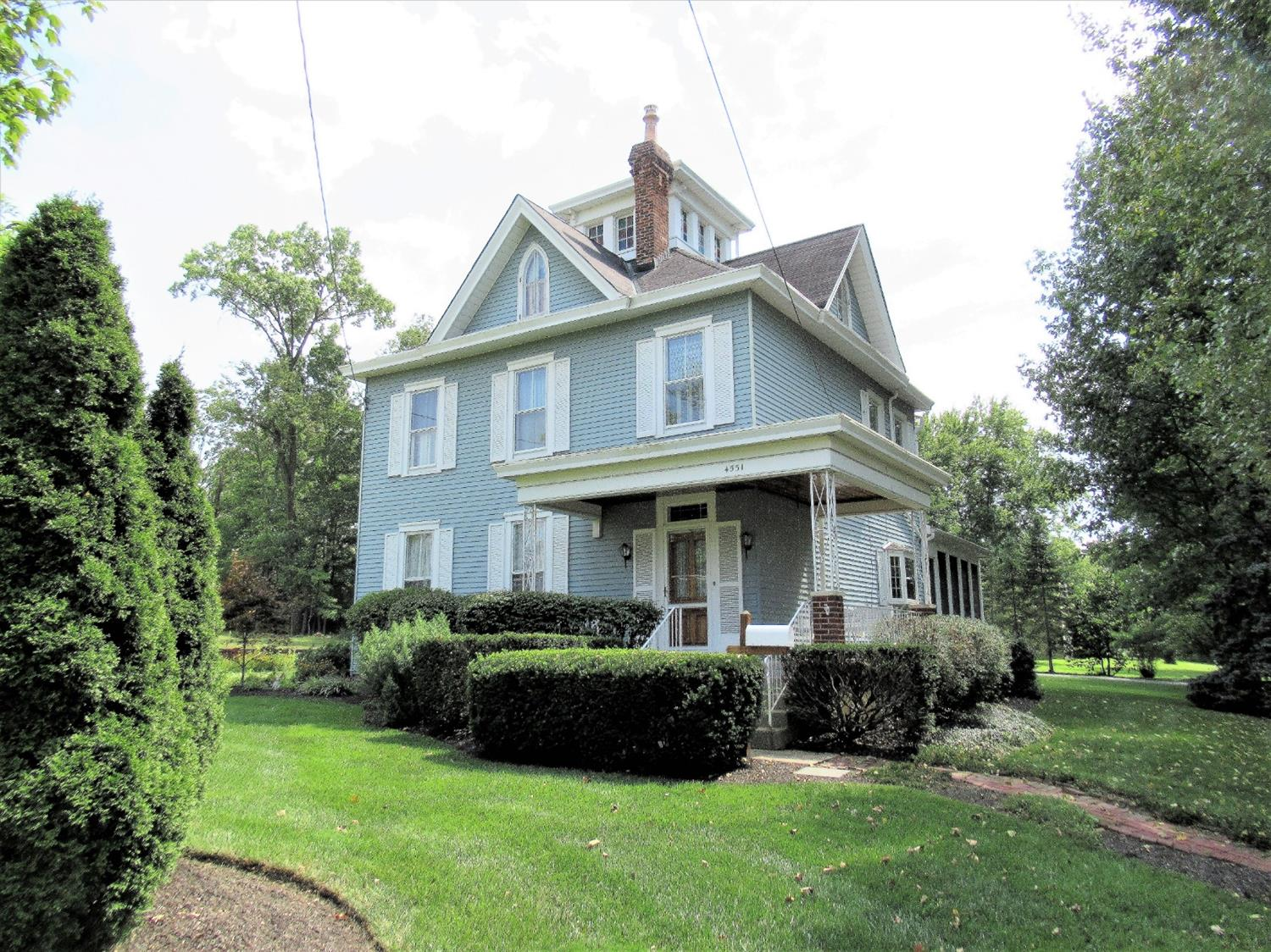 Property for sale at 4551 Sycamore Road, Sycamore Twp,  OH 45236