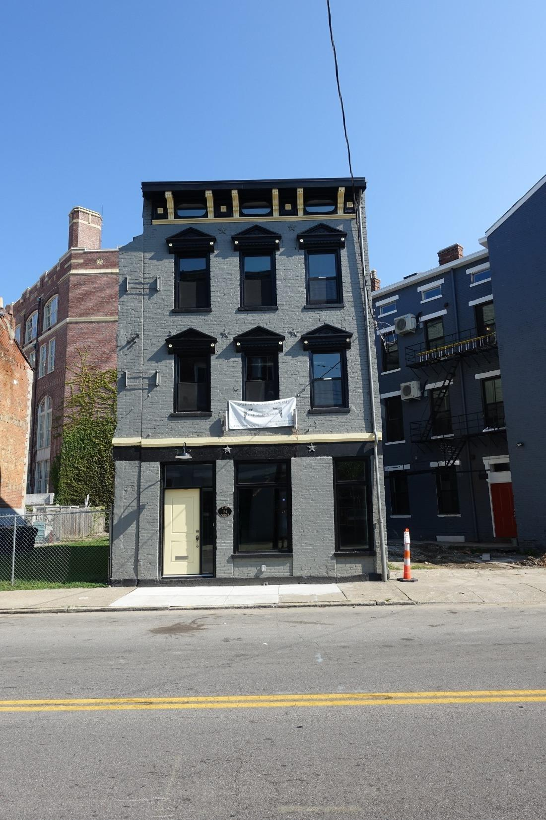 Property for sale at 154 E Mcmicken Avenue, Cincinnati,  OH 45202