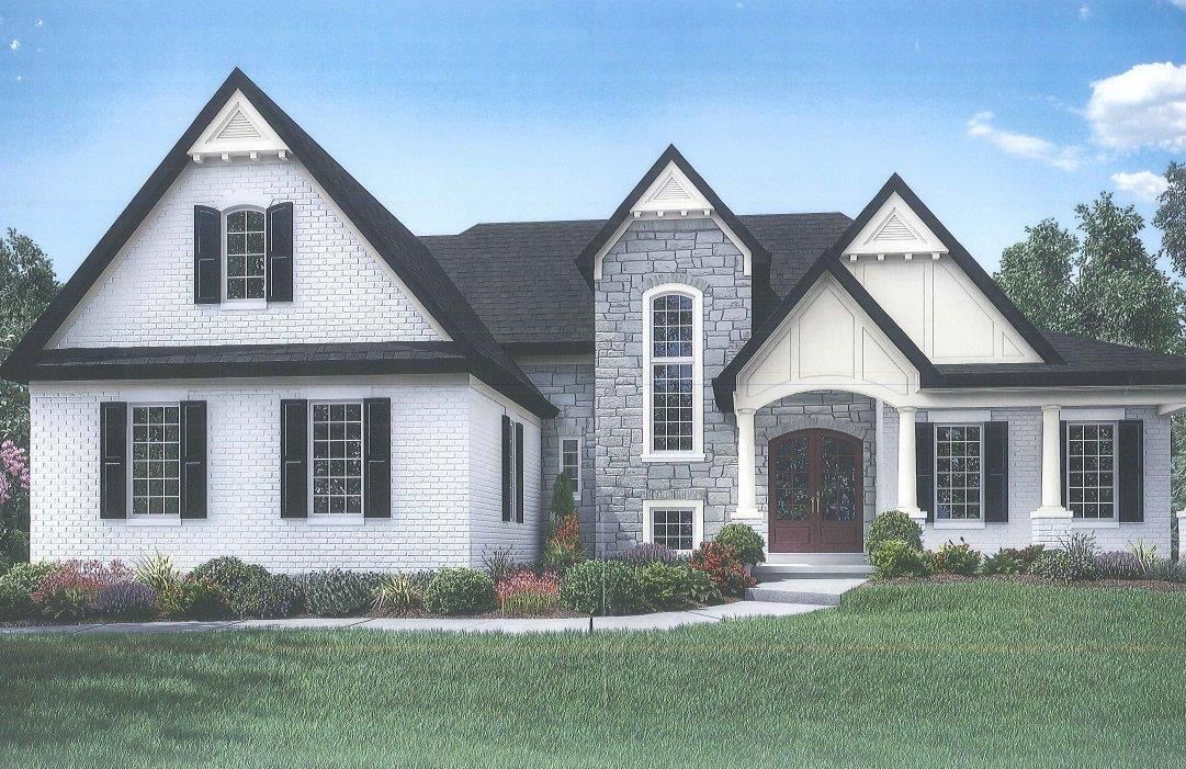 Fabulous new construction proposed by Hensley Custom Building Group on beautiful Indian Hill lot. Brick and stone exterior, open foyer, 1st floor study, 1st floor master suite. 2 additional bedrooms on the second floor. Fabulous enclosed porch overlooking wooded views. Build this plan or custom design with Tim Hensley.