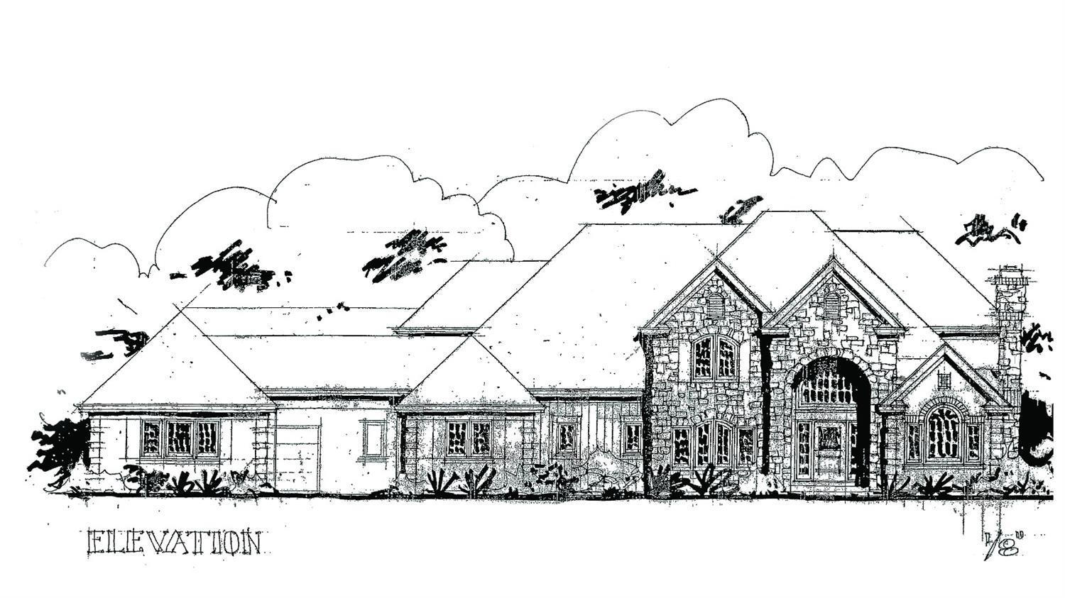 Absolutely BEAUTIFUL Community and Lot! Build your dream home! Ross Custom Homes in prestigious Riverview Estates!