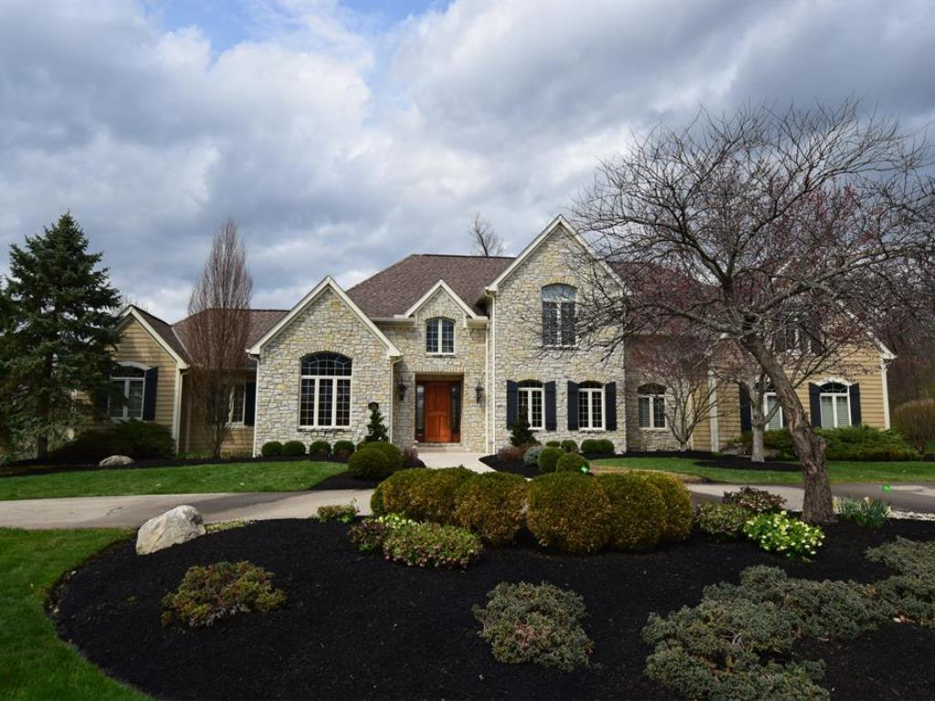 Gorgeous private setting in great Indian Hill location. Hensley built transitional with beautiful trim and finishes. Backyard spa, pool and waterfalls make outdoor entertaining magical. Media room and exercise room in finished LL. Impeccable home!