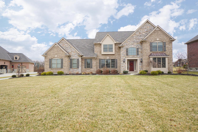 4697 Saddletop Ridge Lane, Mason, OH 45040
