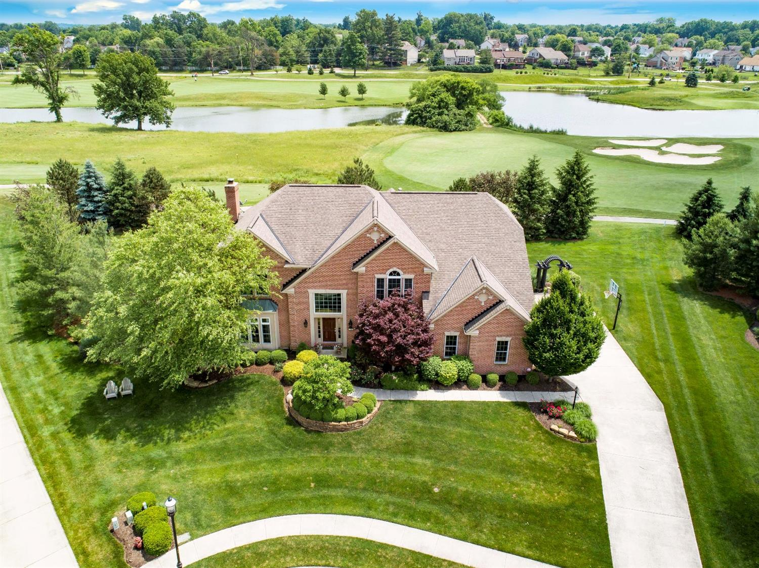 Property for sale at 1069 Oasis Point Drive, Miami Twp,  OH 45140