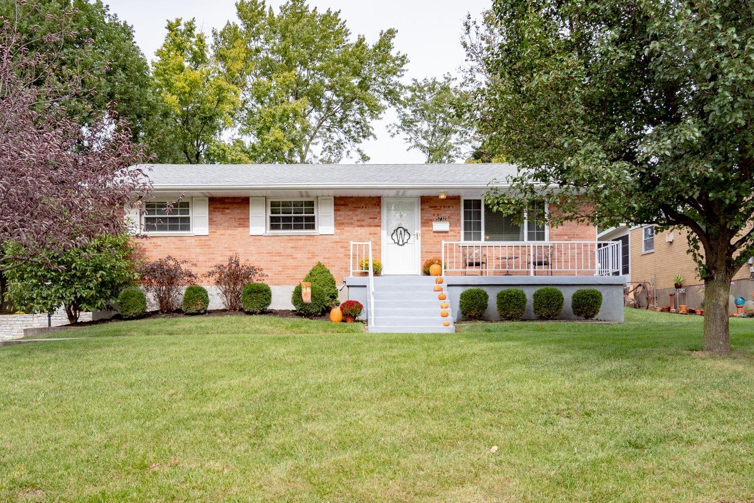 Property for sale at 5732 Fourson Drive, Delhi Twp,  OH 45233