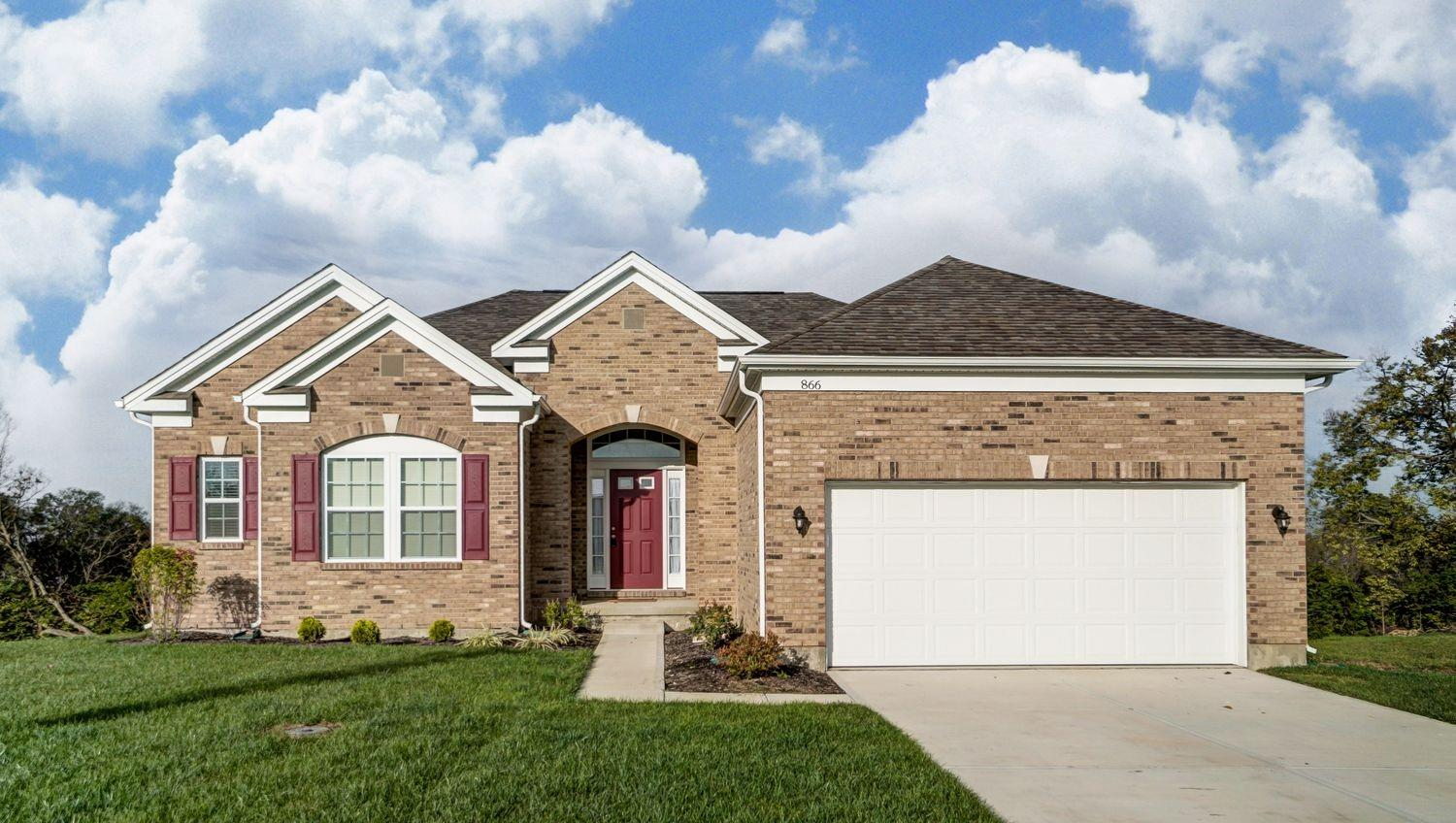 Property for sale at 866 Hocking Meadow Circle, Monroe,  OH 45050
