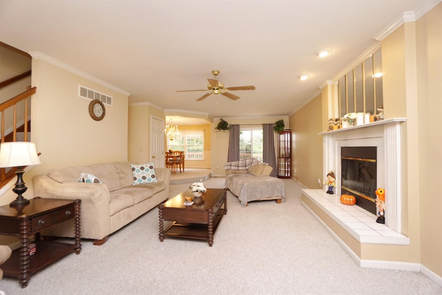 Property for sale at 7758 Meadow Crest Court, Deerfield Twp.,  OH 45039