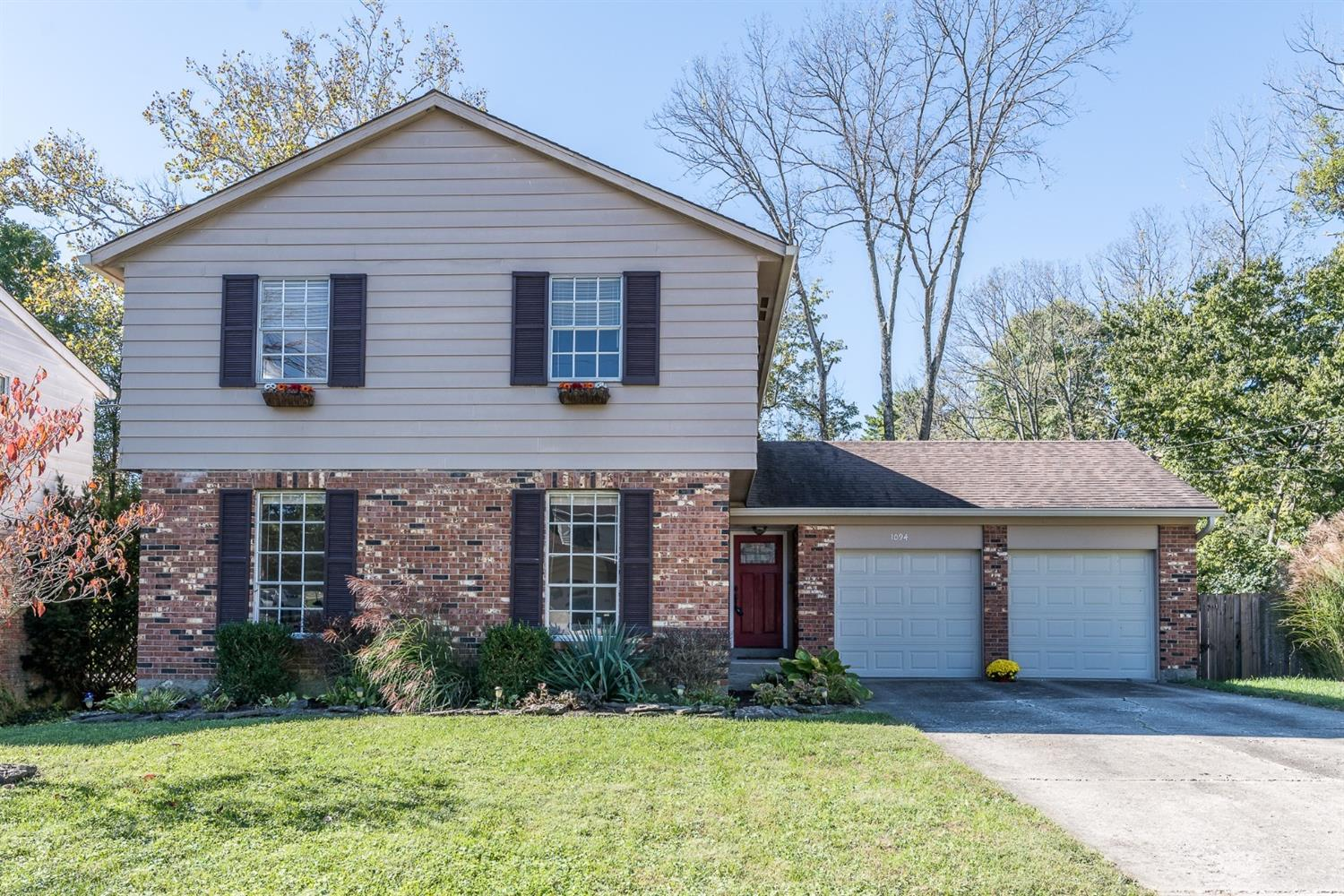 Property for sale at 1094 Peachtree Court, Springfield Twp.,  OH 45231
