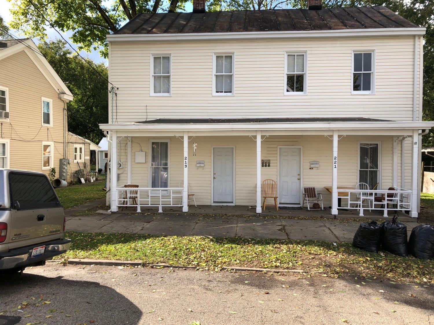 Property for sale at 219 N Cherry Street, Lebanon,  OH 45036
