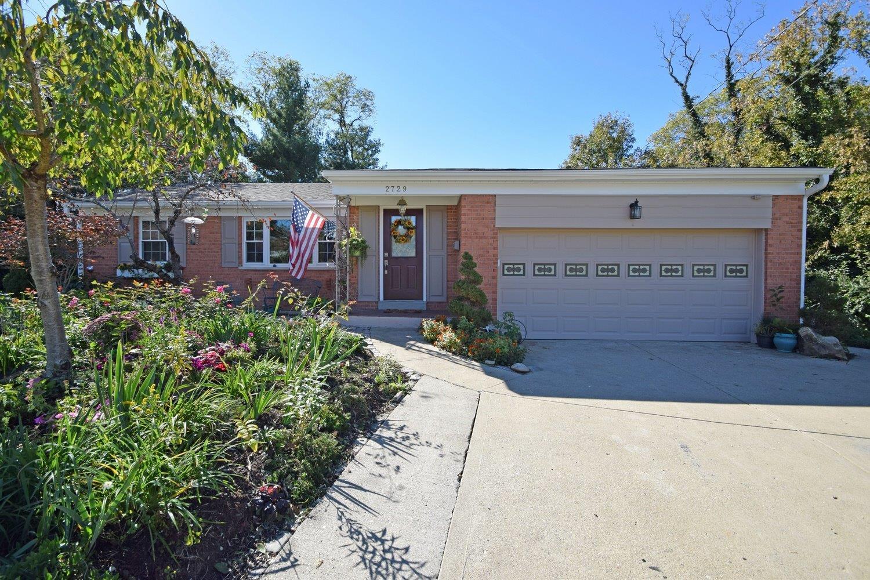 Property for sale at 2729 Bonnie Drive, Cincinnati,  OH 45230