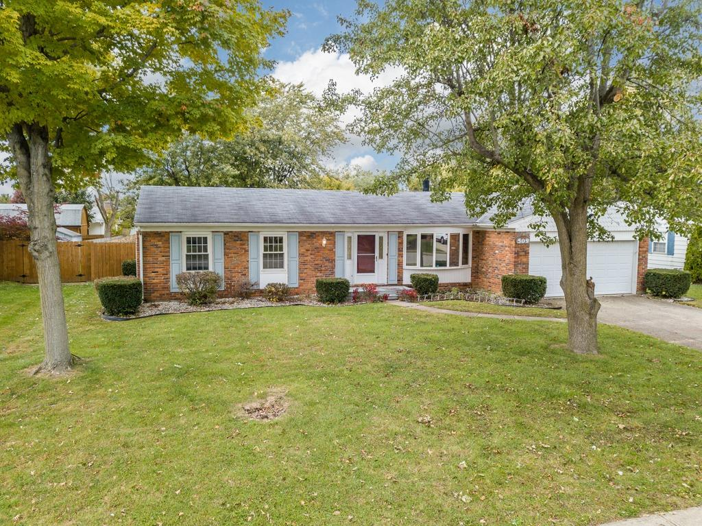 Property for sale at 509 Cranewood Drive, Trenton,  OH 45067