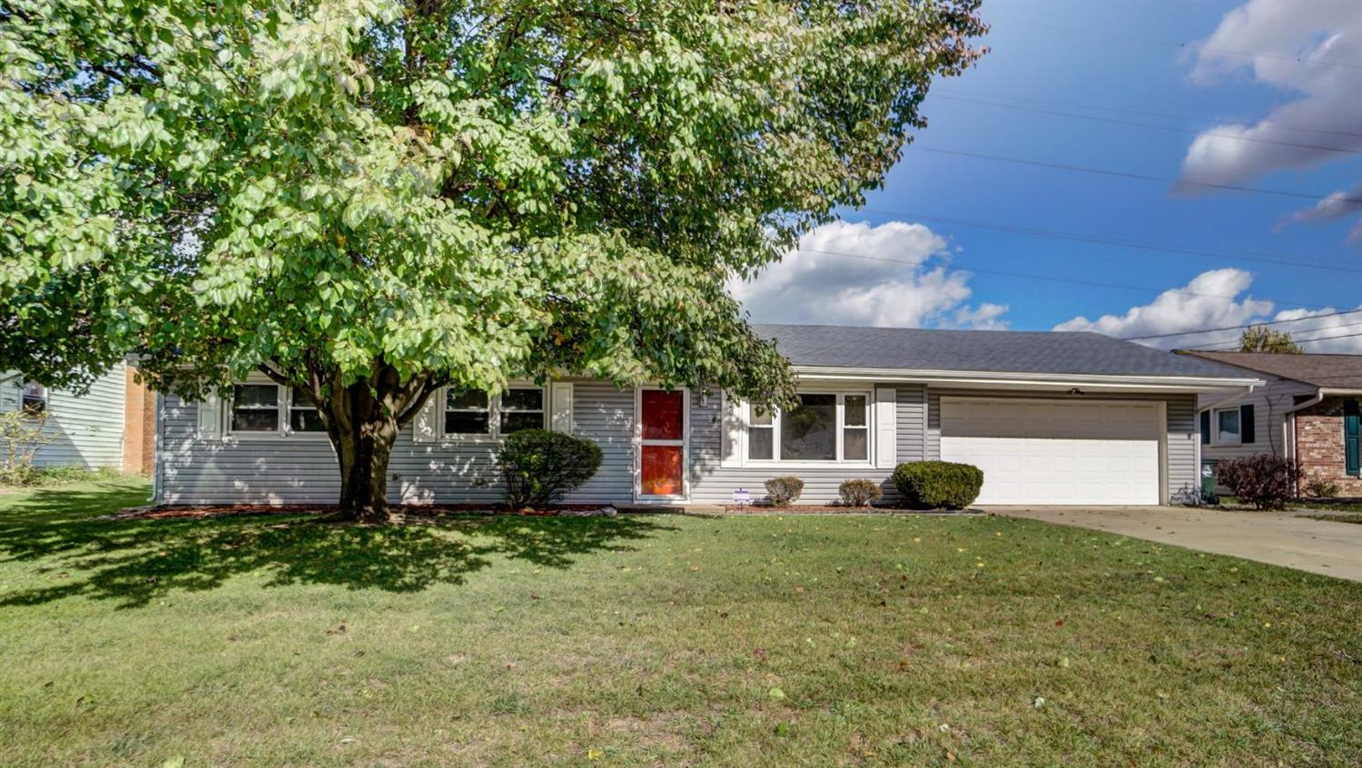 Property for sale at 420 E Aberdeen Drive, Trenton,  OH 45067