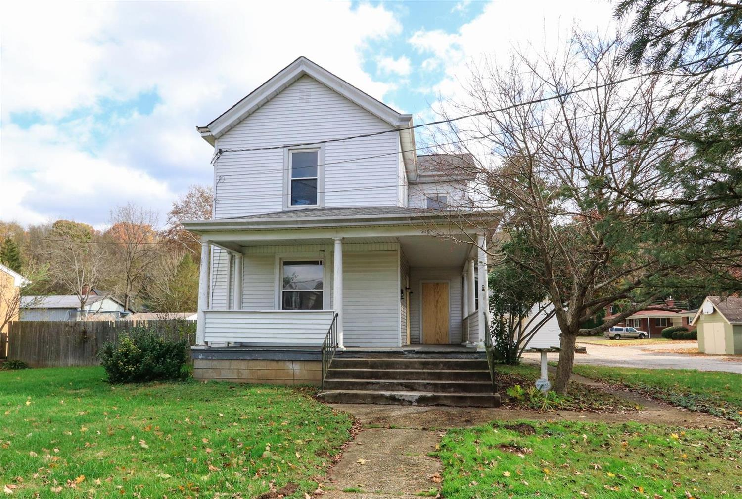 Property for sale at 214 N Jefferson Street, Harrison,  OH 45030