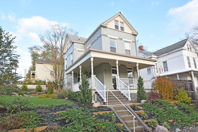 Property for sale at 4247 Virginia Avenue, Cincinnati,  OH 45223
