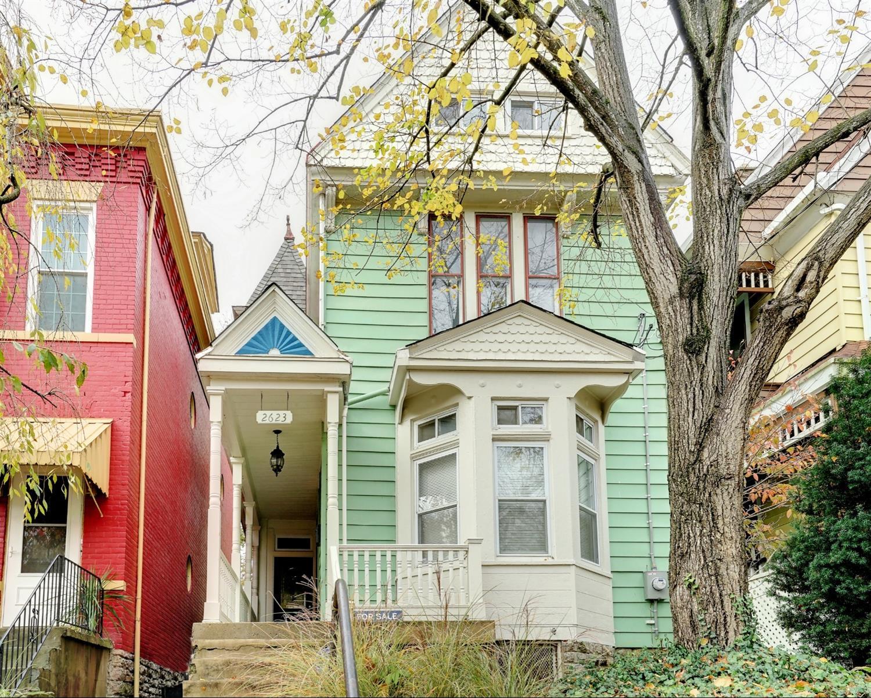 Property for sale at 2623 Moorman Avenue, Cincinnati,  OH 45206
