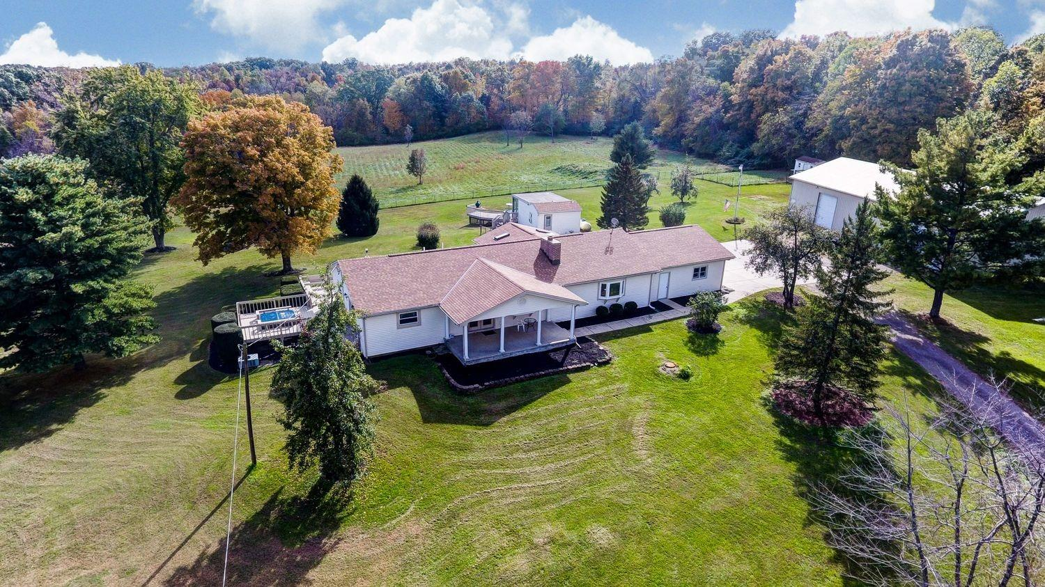 Property for sale at 6959 Browns Run Road, Madison Twp,  OH 45042