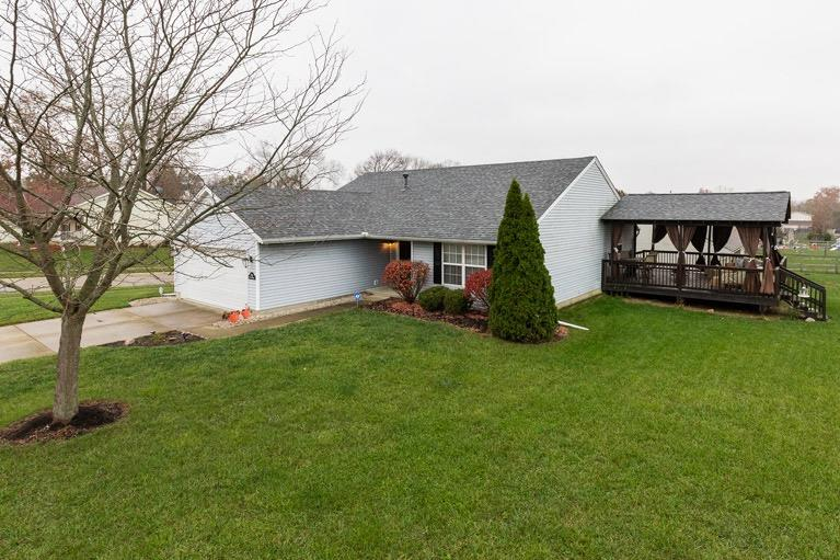 Property for sale at 201 Winesap Drive, Monroe,  OH 45044