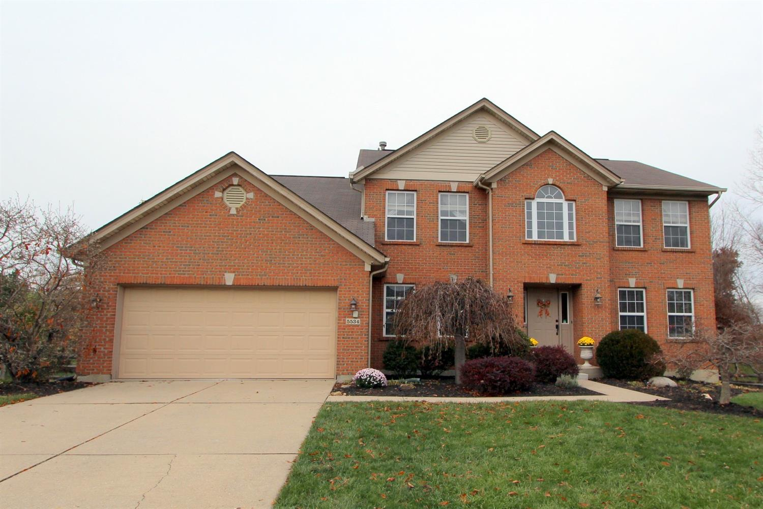Property for sale at 5534 Bentwood Drive, Mason,  OH 45040