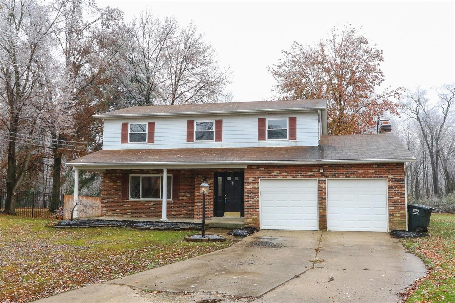Property for sale at 1807 Briarrose Court, Springfield Twp.,  OH 45231