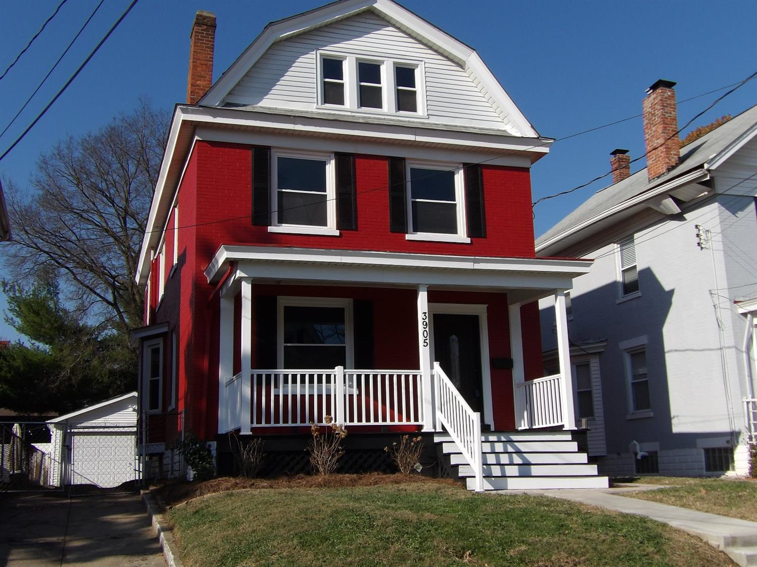 Property for sale at 3905 Hazel Avenue, Norwood,  OH 45212