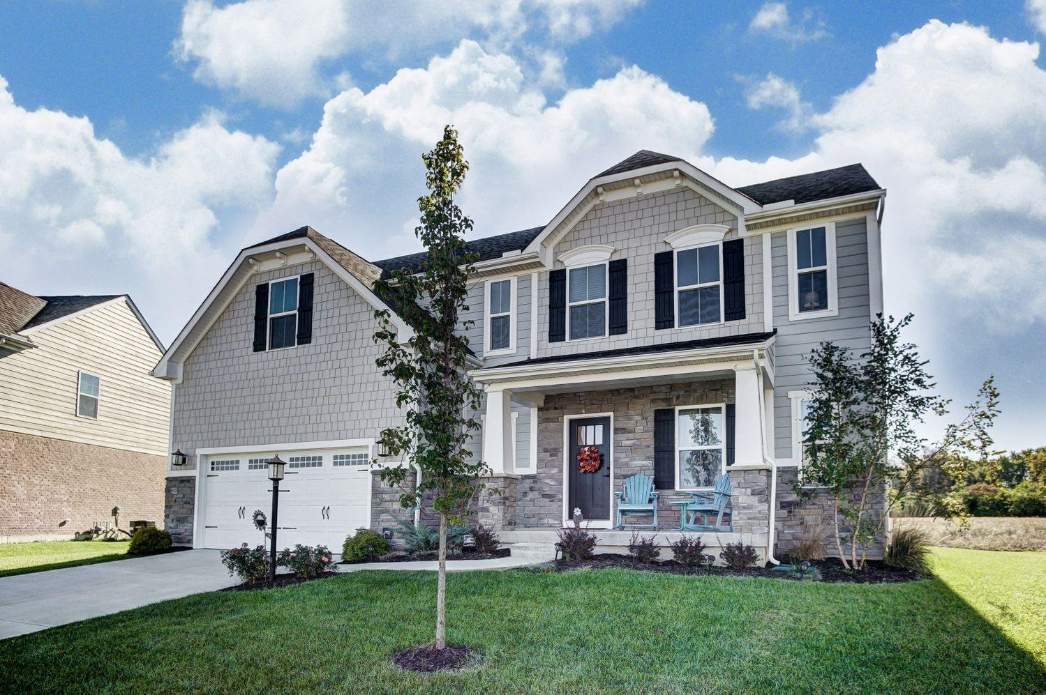 Property for sale at 1685 Elm Brook Trail, Clearcreek Twp.,  OH 45458