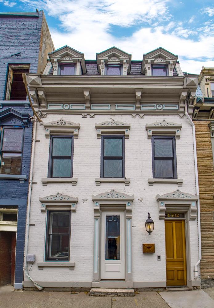 Property for sale at 1532 Republic Street, Cincinnati,  OH 45202