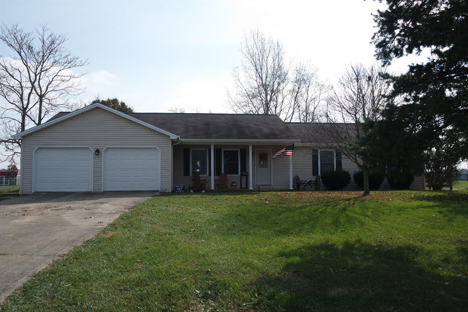 Property for sale at 7249 Fairground Road, Blanchester,  OH 45107