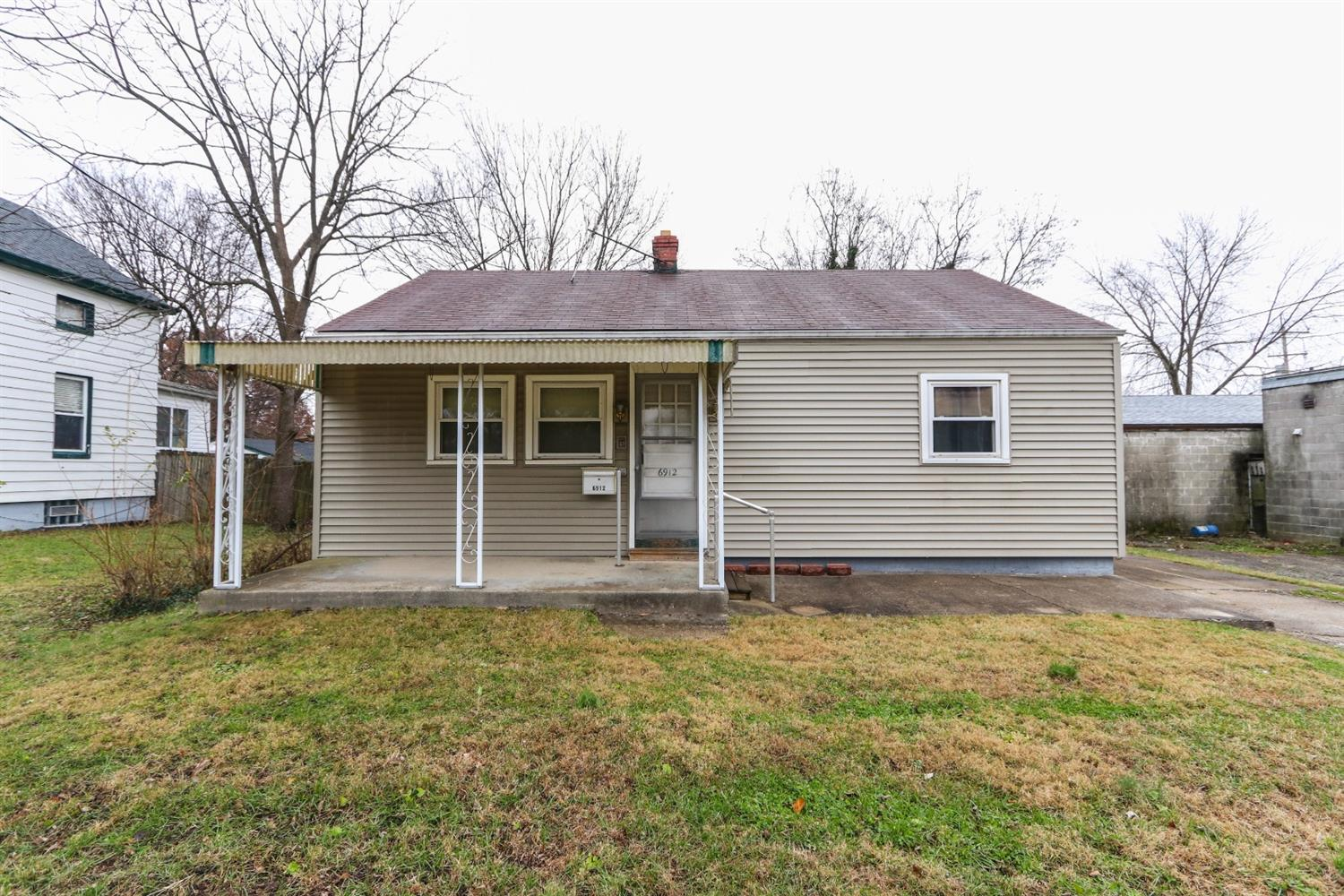 Property for sale at 6912 Noble Avenue, North College Hill,  Ohio 45239