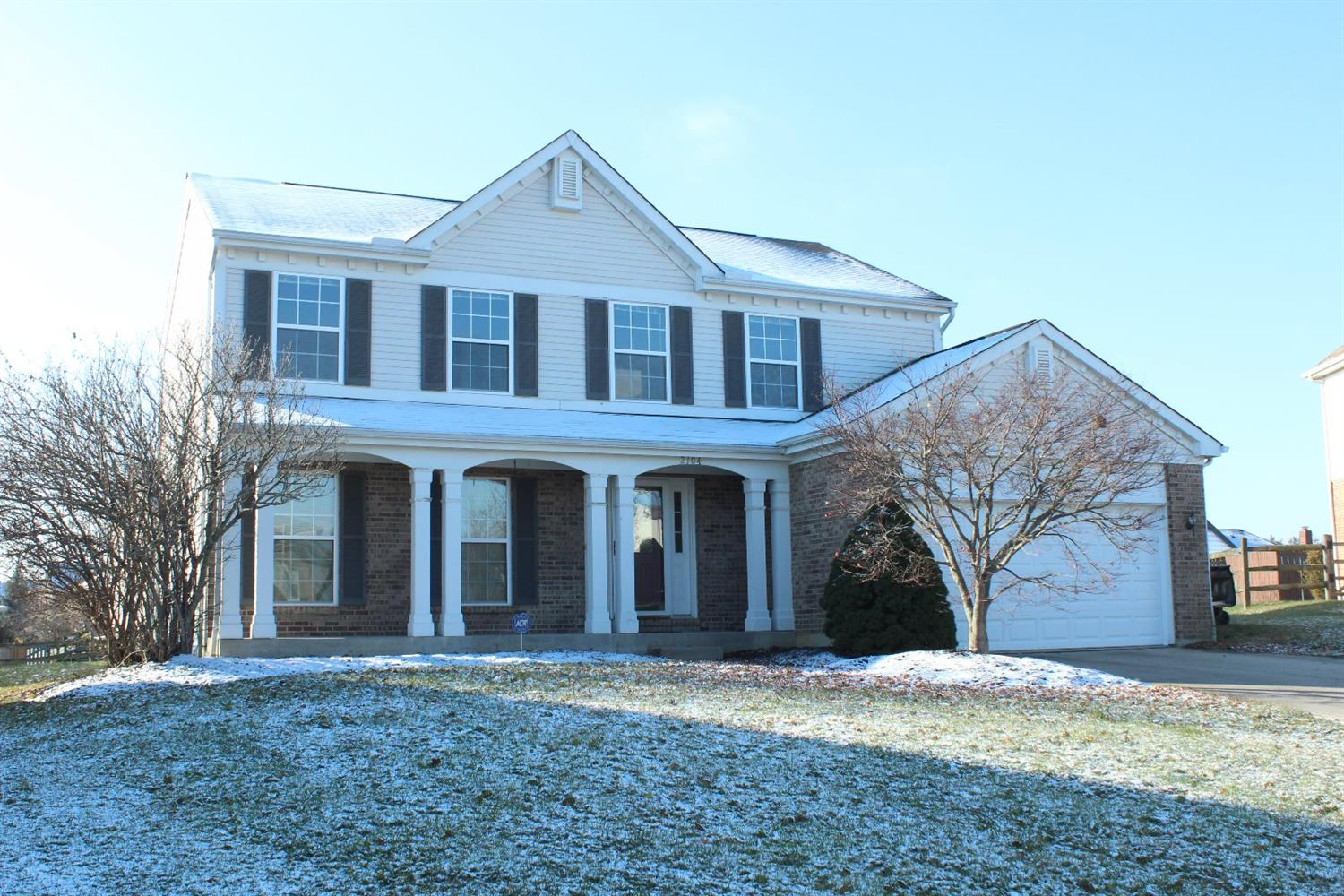 Property for sale at 2104 Deer Meadow Drive, Springfield Twp.,  OH 45240