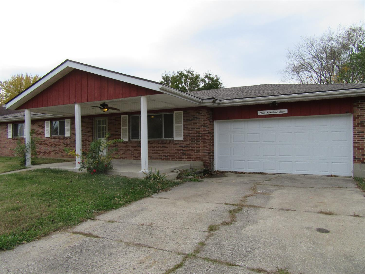 Property for sale at 903 Brookwood Drive, Trenton,  OH 45067