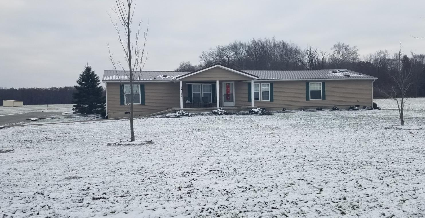 Property for sale at 14102 New Harmony Salem Road, Pike Twp,  OH 45154