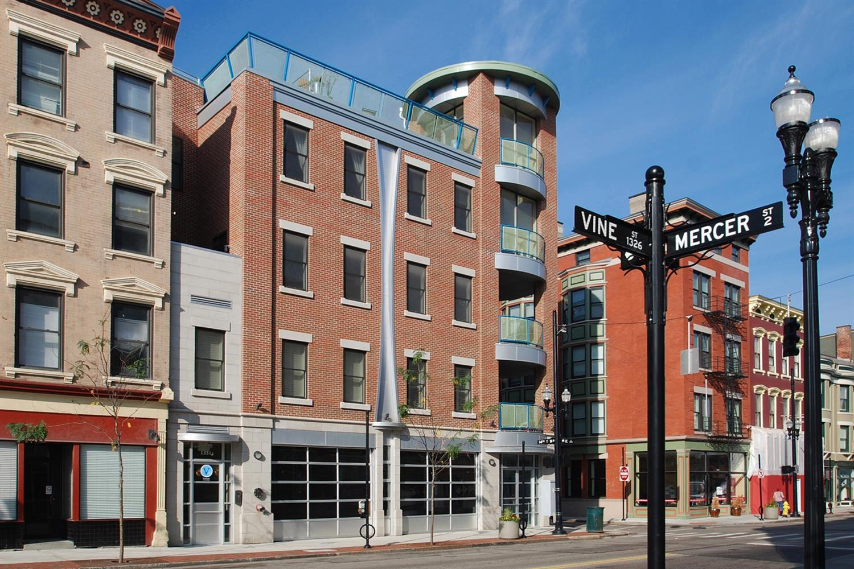 Property for sale at 1331 Vine Street Unit: 3, Cincinnati,  Ohio 45202