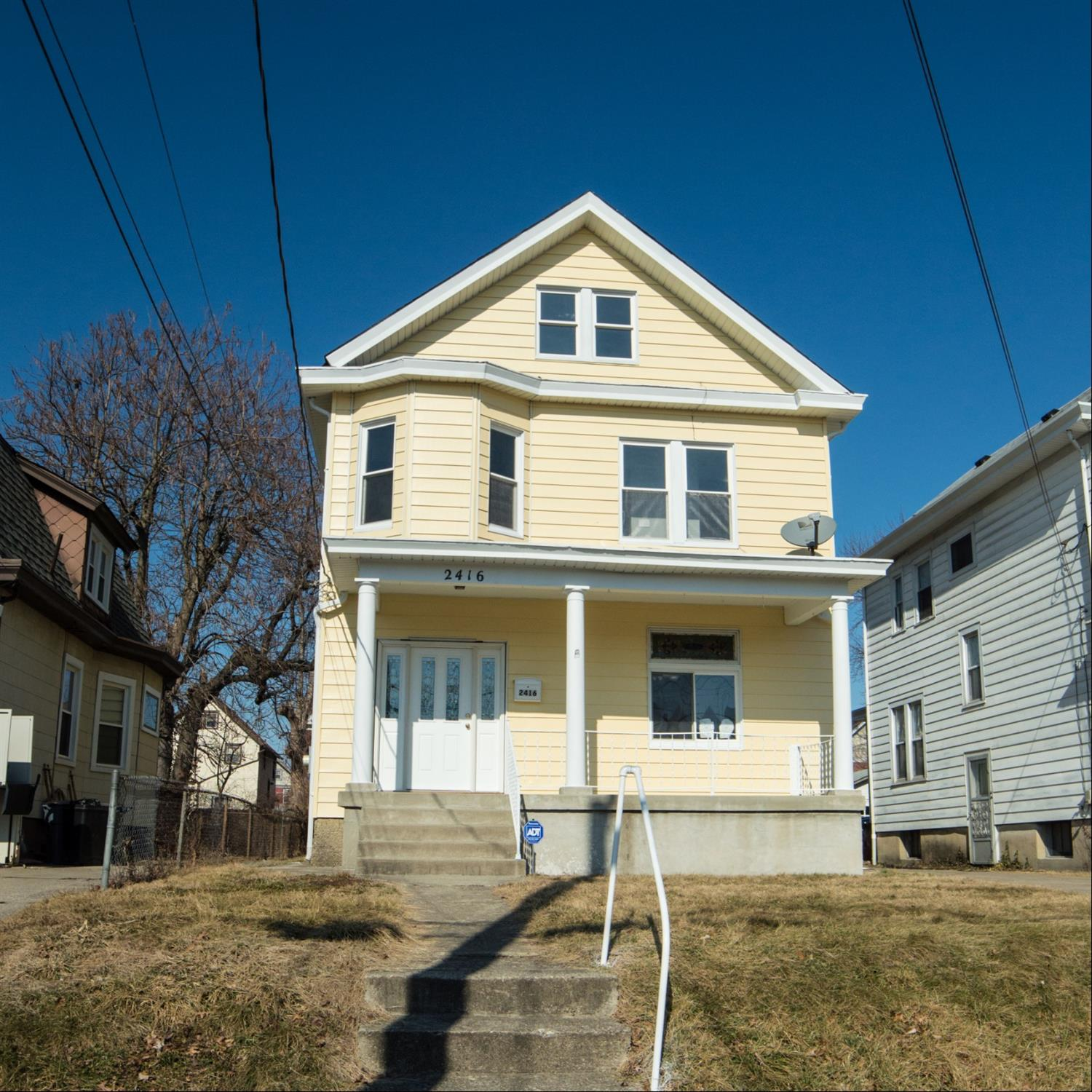Property for sale at 2416 Robertson Avenue, Norwood,  OH 45212
