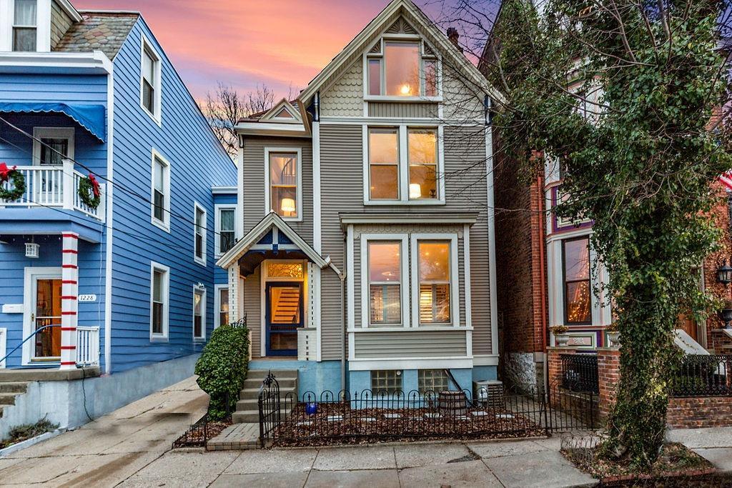 Property for sale at 1226 Ida Street, Cincinnati,  OH 45202