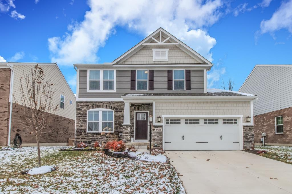 Property for sale at 1534 Cedar Creek Drive, Clearcreek Twp.,  OH 45458